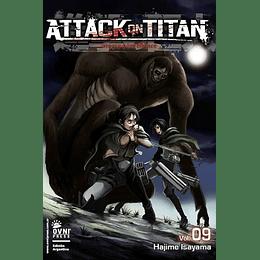 Attack on Titan Vol.09