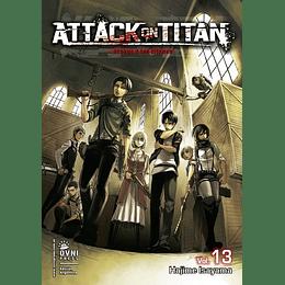 Attack on Titan Vol.13