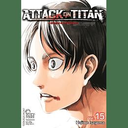 Attack on Titan Vol.15