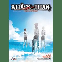 Attack on Titan Vol.22