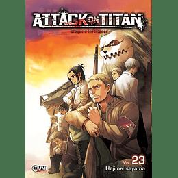 Attack on Titan Vol.23