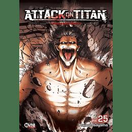Attack on Titan Vol.25