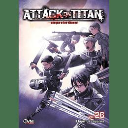 Attack on Titan Vol.26