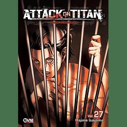 Attack on Titan Vol.27