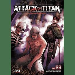Attack on Titan Vol.28