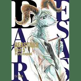 Beastars N°05
