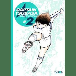 Captain Tsubasa N°02