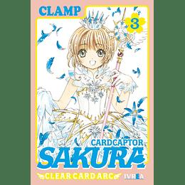 Cardcaptor Sakura Clear Card N°03