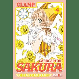 Cardcaptor Sakura Clear Card N°04