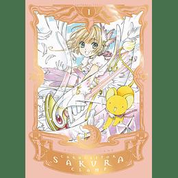 Cardcaptor Sakura Edición Deluxe N°01