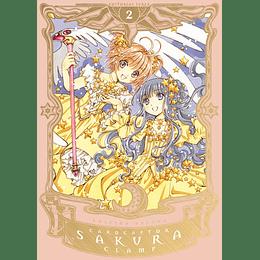Cardcaptor Sakura Edición Deluxe N°02