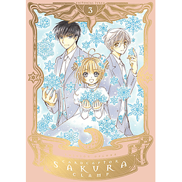 Cardcaptor Sakura Edición Deluxe N°03
