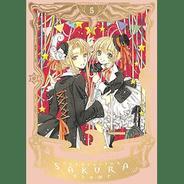 Cardcaptor Sakura Edición Deluxe N°05