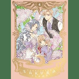 Cardcaptor Sakura Edición Deluxe N°04