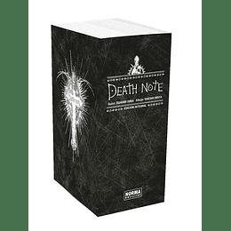 Death Note Edición Integral con Cofre
