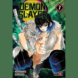 Demon Slayer N°07