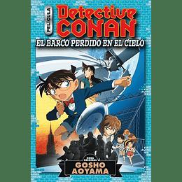 Detective Conan: El Barco Perdido en el Cielo (Anime Comic)