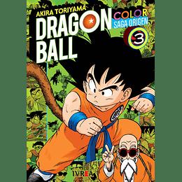 Dragon Ball Color: Saga Origen N°03