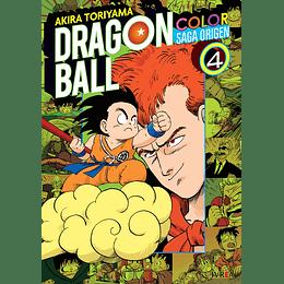 Dragon Ball Color: Saga Origen N°04