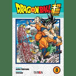 Dragon Ball Super N° 08