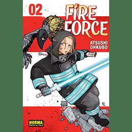 Fire Force N°02