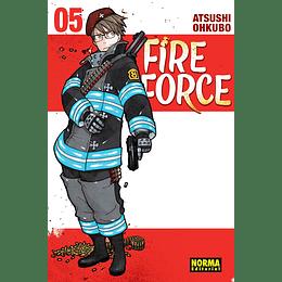 Fire Force N°05
