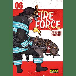 Fire Force N°06