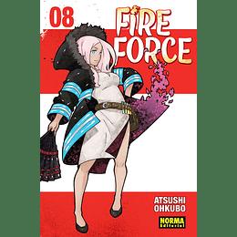 Fire Force N°08