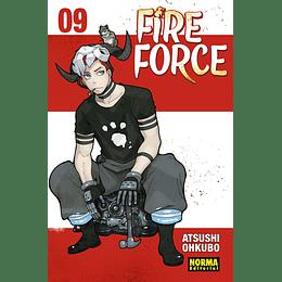 Fire Force N°09