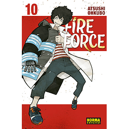 Fire Force N°10