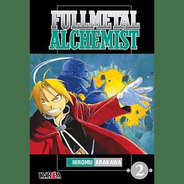 Fullmetal Alchemist N°02