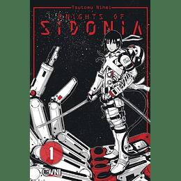 Knights Of Sidonia Vol.01
