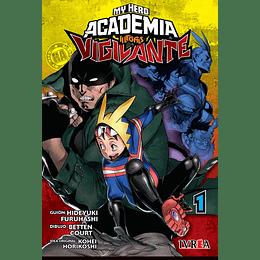 My Hero Academia Illegals Vigilante N°01