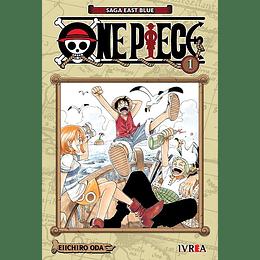 One Piece N°01