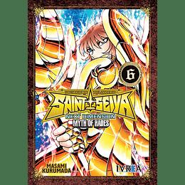 Saint Seiya Next Dimension N°06