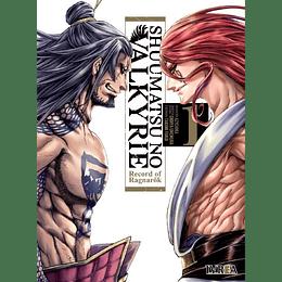 Shuumatsu No Valkyrie (Record of Ragnarok) N°01