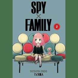 Spy x Family N°02