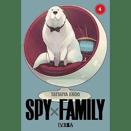 Spy x Family N°04