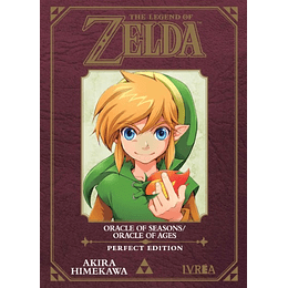 The Legend of Zelda Perfect Edition 02: Oracle of Seasons y Oracle of Ages