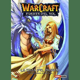 Warcraft Manga: Fuente del Sol Vol. 1