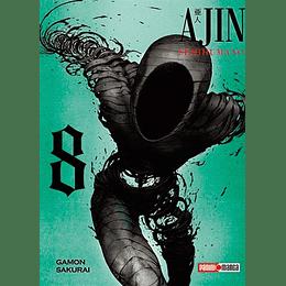 Ajin N°08