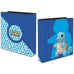 Archivador Ultra-Pro Pokemon: Squirtle