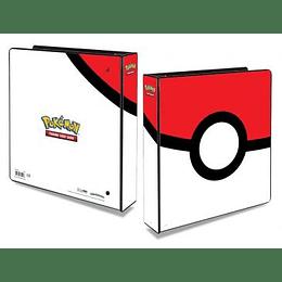 Archivador Ultra-Pro Pokemon: Pokeball