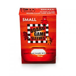 Board Game Sleeves - Nonglare - Small (44x68mm)