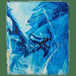 Carpeta Portafolio con archivador Dragon Shield Zip - Boreas Print