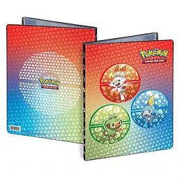 Carpeta Portafolio Ultra-Pro 9 bolsillos Pokemon: Galar Starters