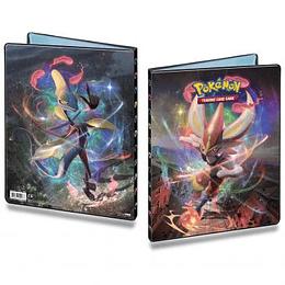 Carpeta Portafolio Ultra-Pro 9 bolsillos Pokemon: Sword and Shield Rebel Clash