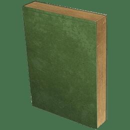 Comic Book Stor-Folio - Art - Green Book