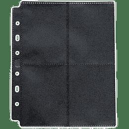 Hojas Dragon Shield Premium 8 bolsillos (x1)