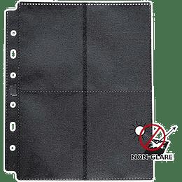 Hojas Dragon Shield Premium Non Glare 8 bolsillos (x1)
